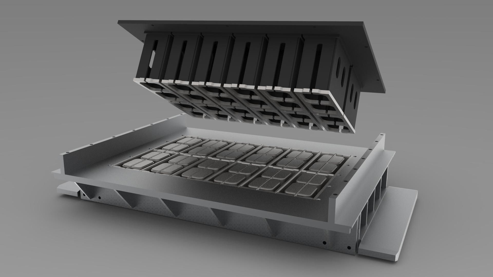 砌筑块模具